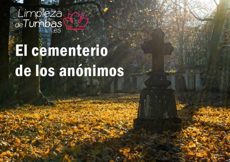 cementerio anonimos