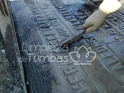 cementerio limpieza madrid