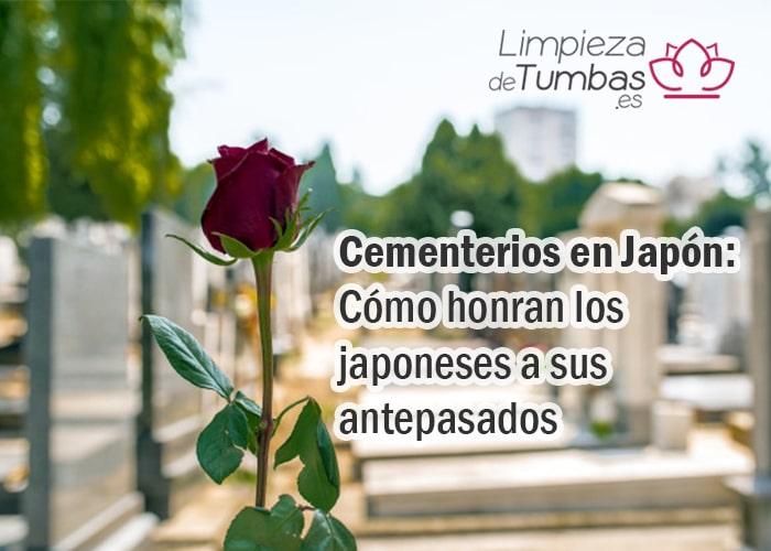 cementerios en japon