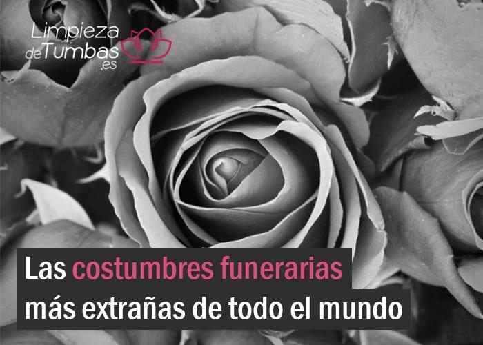 costumbres funerarias