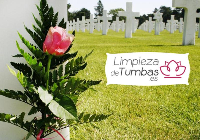 flores cementerios
