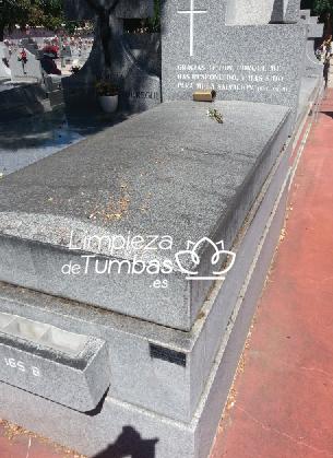 importancia de limpiar tumba