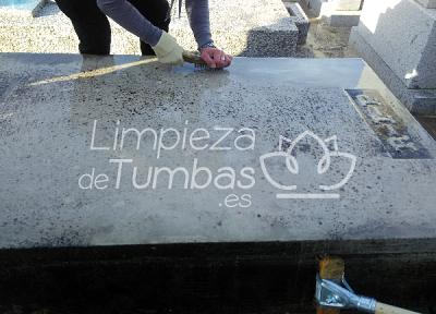 limpieza cementerio madrid