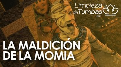 maldicion momia