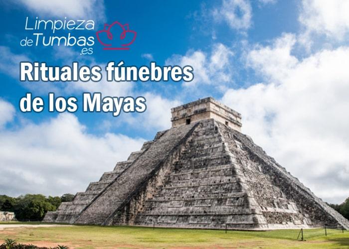 rituales funebres mayas