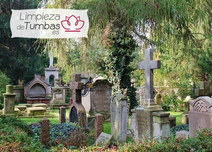 servicios de cementerios