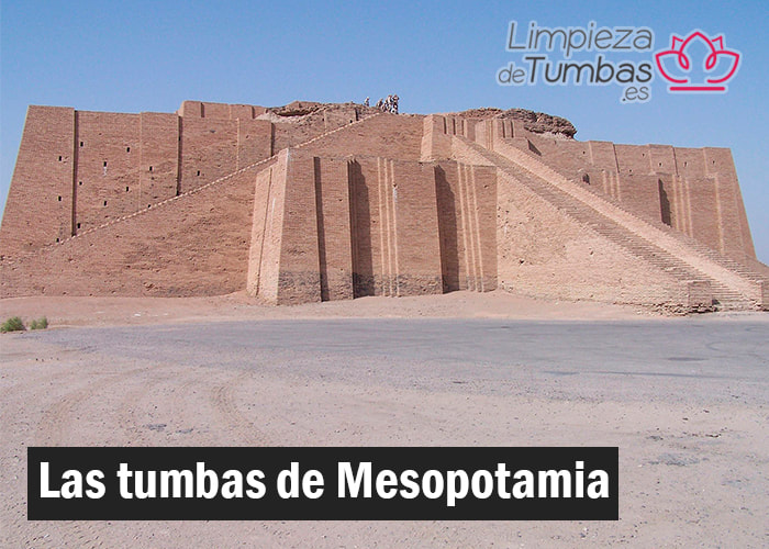 tumba de mesopotamia