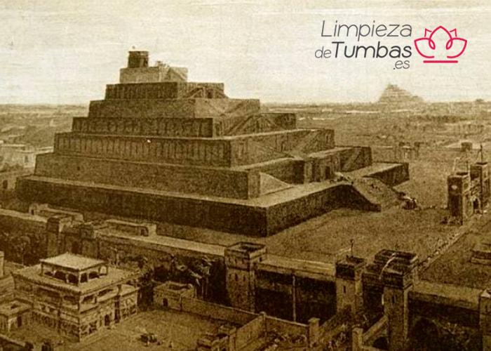 tumbas mesopotamia