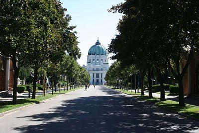 Cementerio Central de Viena, Austria