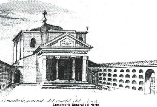 Cementerio General del Norte