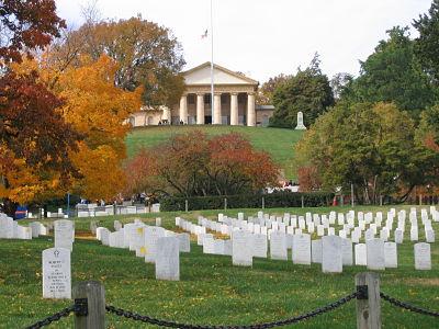 Cementerio de Arlington, Virgina, Estados Unidos