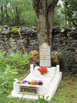Cementerio mas pequeño del mundo