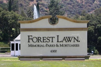Forest Lawn Memorial