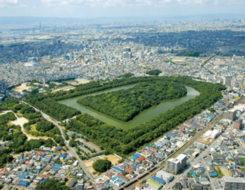 Mausoleo de Nintoku