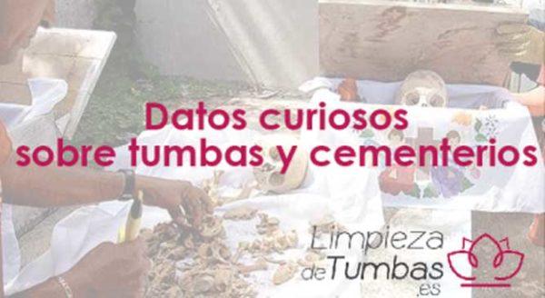 datos curiosos sobre tumbas