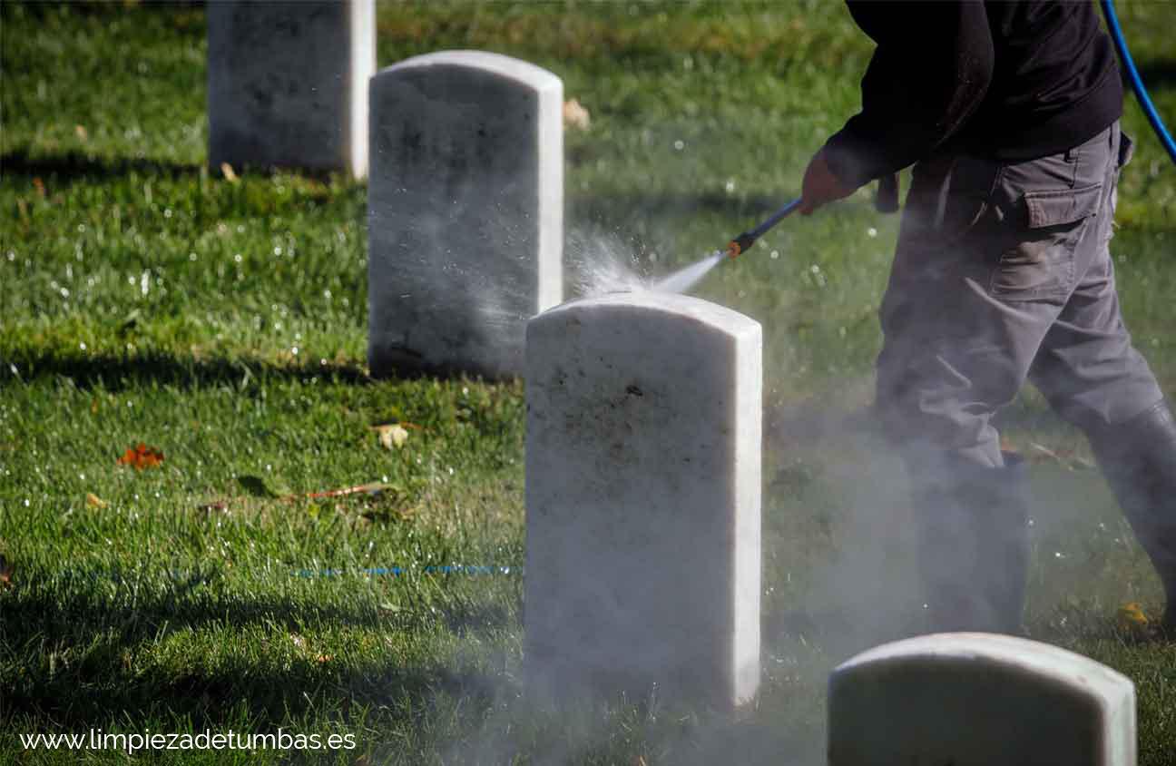 limpieza en cementerios madrid