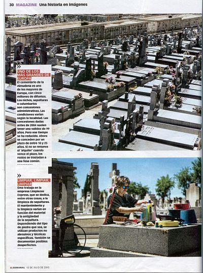 limpieza tumbas xl magazine