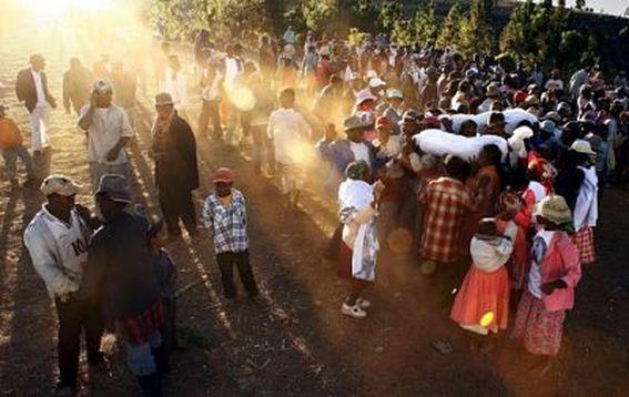 rituales funerarios