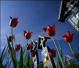 rumania cementerios