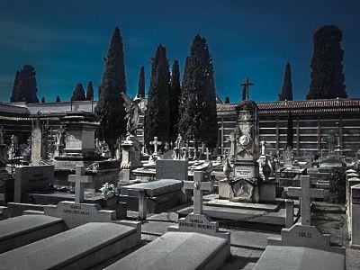 san justo cementerio