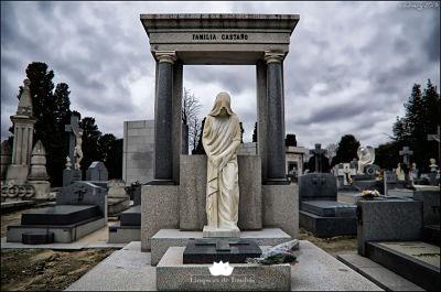 tumbas famosas madrid