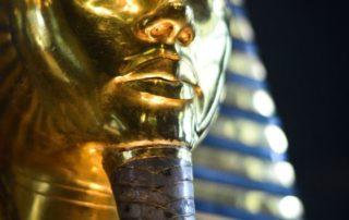 Mascara de Tutankamon