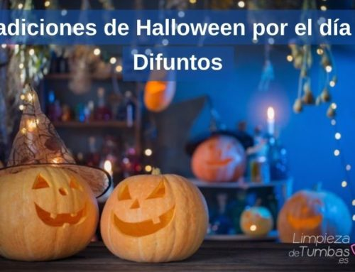 Tradiciones de Halloween por el día de Difuntos