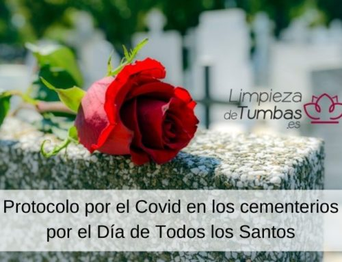 Protocolo por el Covid en los cementerios por el Día de Todos los Santos