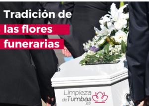 flores funerarias