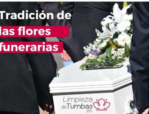 Tradición de las flores funerarias